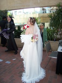 YUNAS WEDDING DRESS