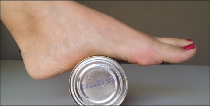 Left leg Plantar Fasciitis