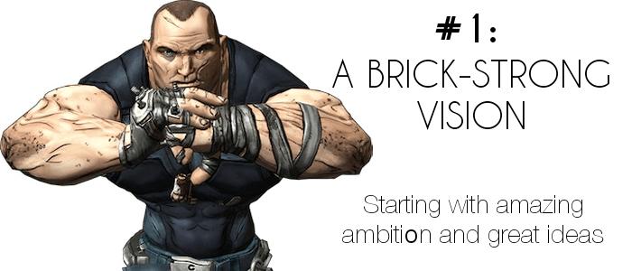 Endi-Brickstrong vision
