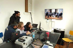 Streaming Diálogos del Mostrador - Making Of