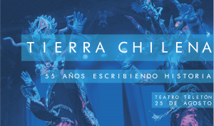 Circuito Cerrado de Televisión, Tierra Chilena 55 años