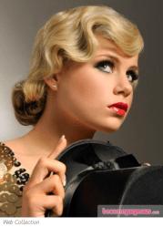 hollywood glamour sparkle