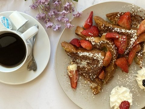 Geppetto Cafe French Toast