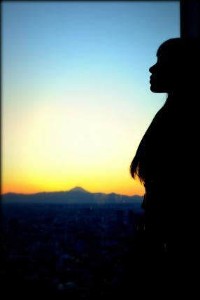 tokyo silhouette L