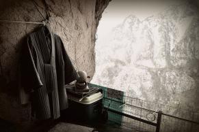 Buddhist Monk's Winter Robes