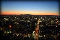 Tokyo Sunset H