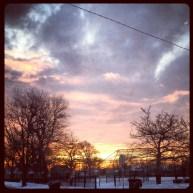 Bell Park Sunset