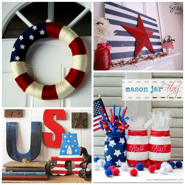 25 of the cutest 4th of july crafts and recipes ever