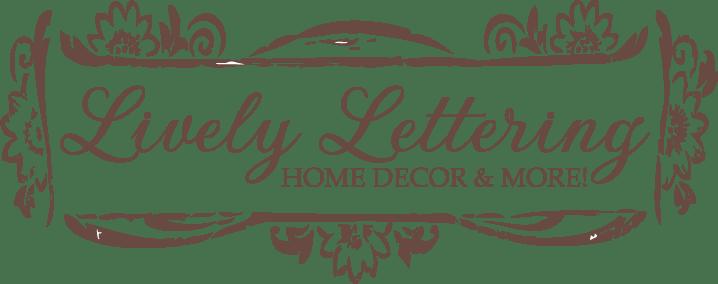Lively Lettering