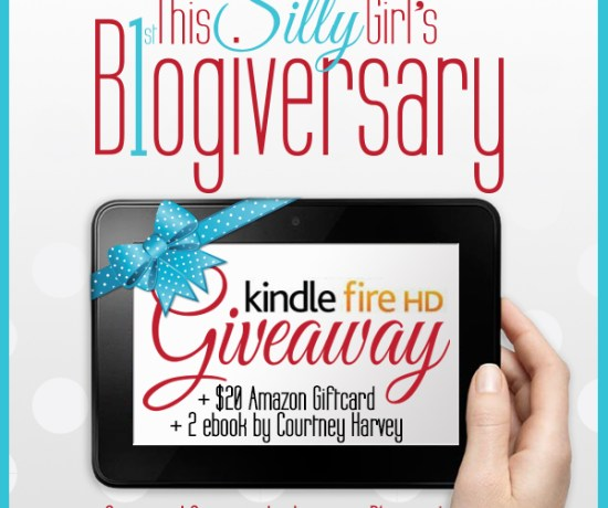This Silly Girl's Life Blogiversary Giveaway