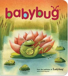 Babybug from Cricket Magazine