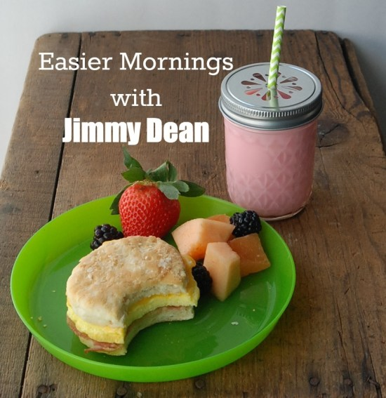 Make your mornings easier with delicious, nutritious breakfasts from @JimmyDeanSausage. #PMedia #RedboxBreakfast #ad