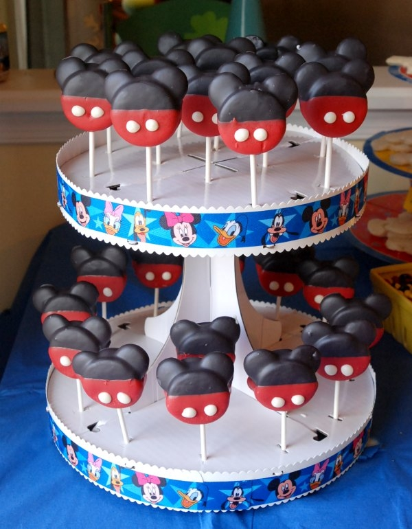 Mickey mouse birthday giveaways