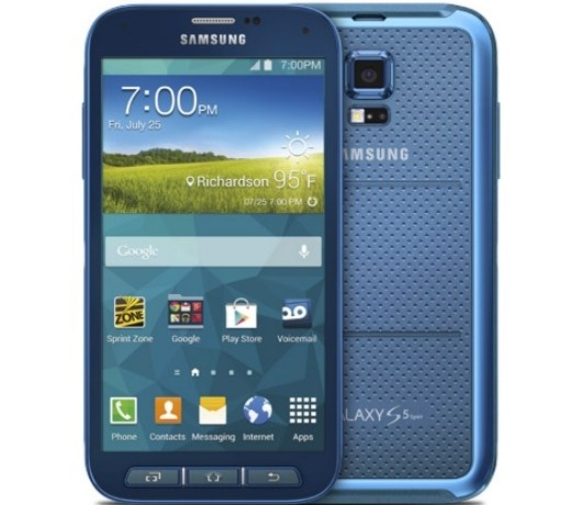 The new Sprint-exclusive Samsung Galaxy S5 Sport features the ultimate mobile solution for today's active lifestyles.
