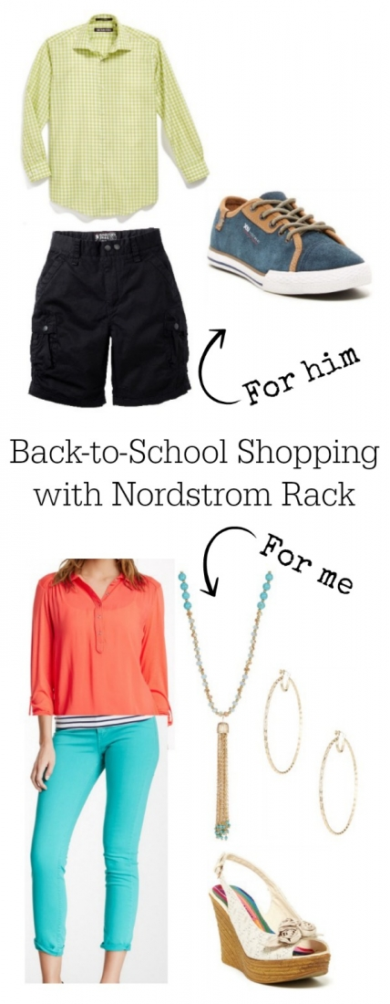 Put together back-to-school outfits for up to 70% off at #NordstromRack! #ad