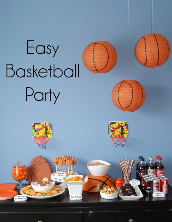 easy basketball party reese s peanut butter cup dip endlessly
