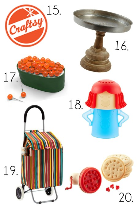 20 perfect gifts for the cook and/or baker in your life
