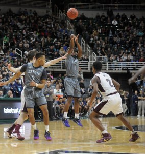 Boys Basketball Detroit U-D Jesuit vs Dakota at the Breslin Center in East Lansing on March 25, 2016. (MIPrepZone photo gallery by David Dalton)