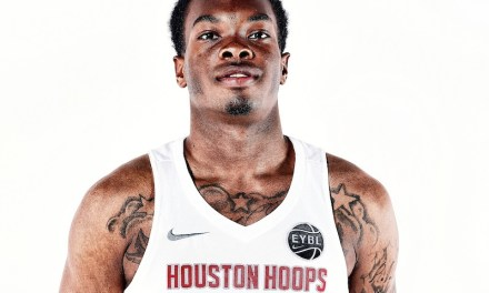 Javonte Smart (18/Houston Hoops) 2017 EYBL Session 4 Highlights