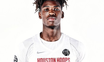 Tyreek Smith (19/Houston Hoops) 2017 EYBL Session 4 Highlights