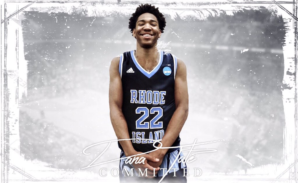 """Dana Tate Commits to Rhode Island, Says """"They Believe in Me and That I'll Do Big Things"""""""
