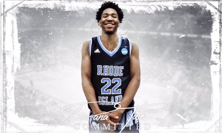 "Dana Tate Commits to Rhode Island, Says ""They Believe in Me and That I'll Do Big Things"""