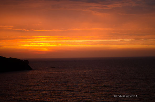Newquay-Sunset-web