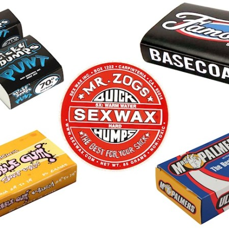 River Surf Wax