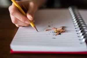 die Heilkraft des Schreibens