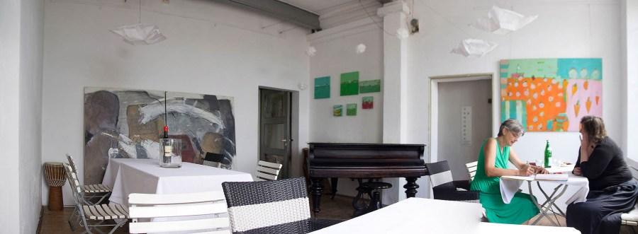 Das Restaurant Goldene Nudel in Ober-Ramstadt