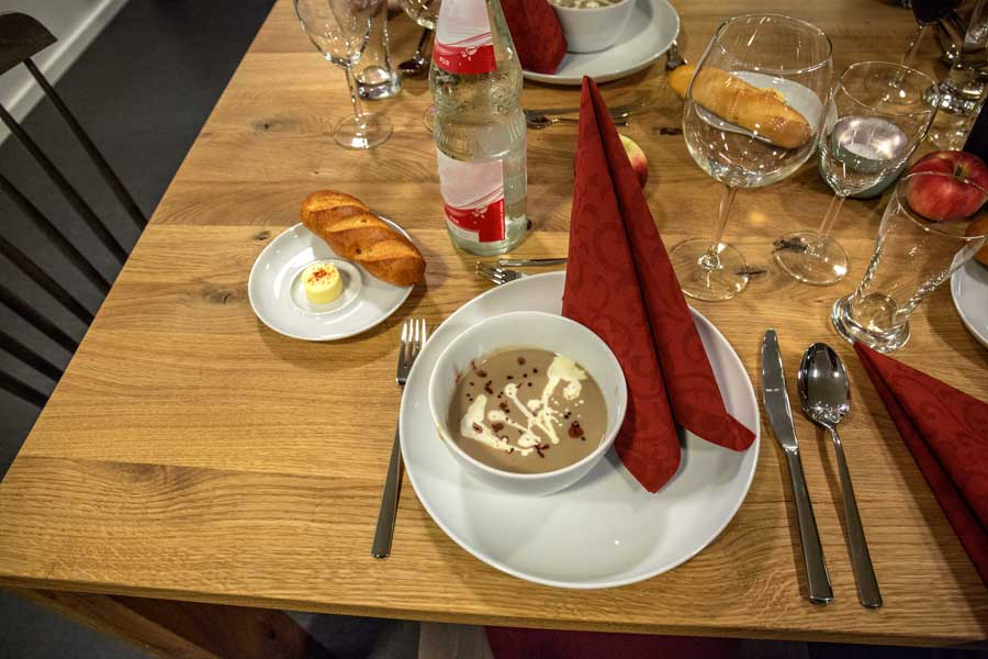 Kochkurs_im_Labsal: Maronen-Creme-Suppe
