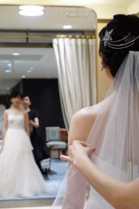 プレ花嫁様のウエディングドレス選び♡♡