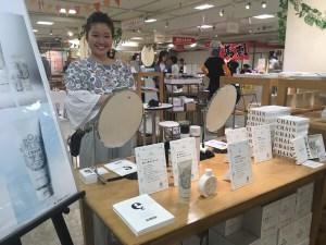 阪神百貨店でCHAINのイベントしています!!
