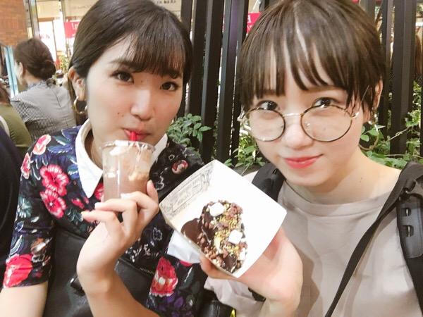 梅田のチョコレートおしゃれスイーツ、知ってますか\( Ö )/♪