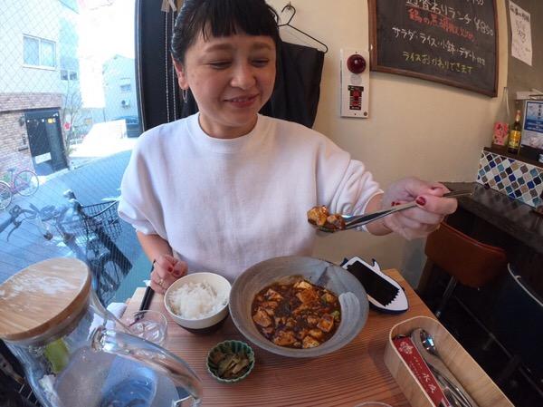 白澤おススメ☆end…Linkから徒歩5分の麻婆豆腐の名店