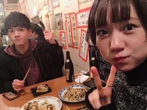 大阪の美味いお好み焼き!🤤