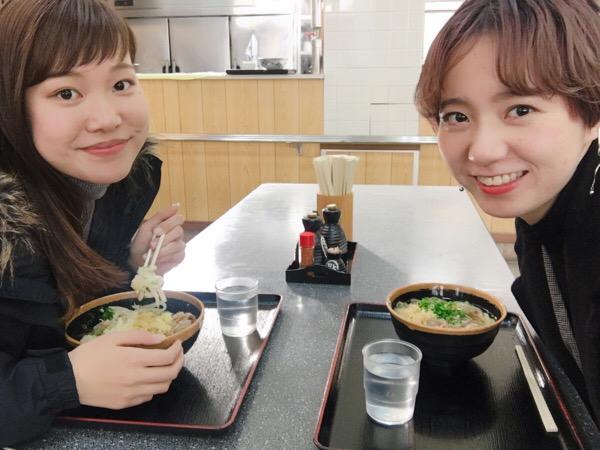 お正月に弾丸香川旅行(?)へ!!⊂( *・ω・ )⊃
