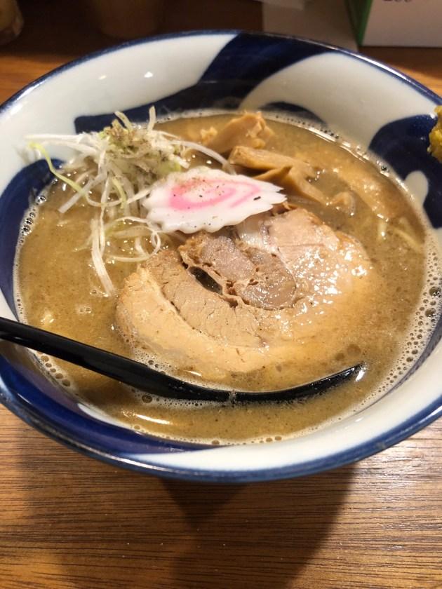 最近食べたラーメンが感動的な美味しさだったお話。