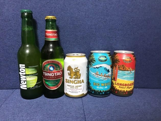 第3弾!!ビール飲み比べ!海外のエール&ラガー編🍺