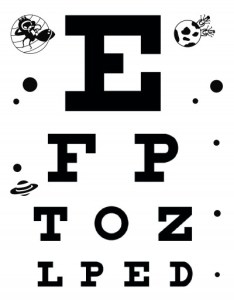 Download meter eye chart letter size also free charts  rh endmyopia