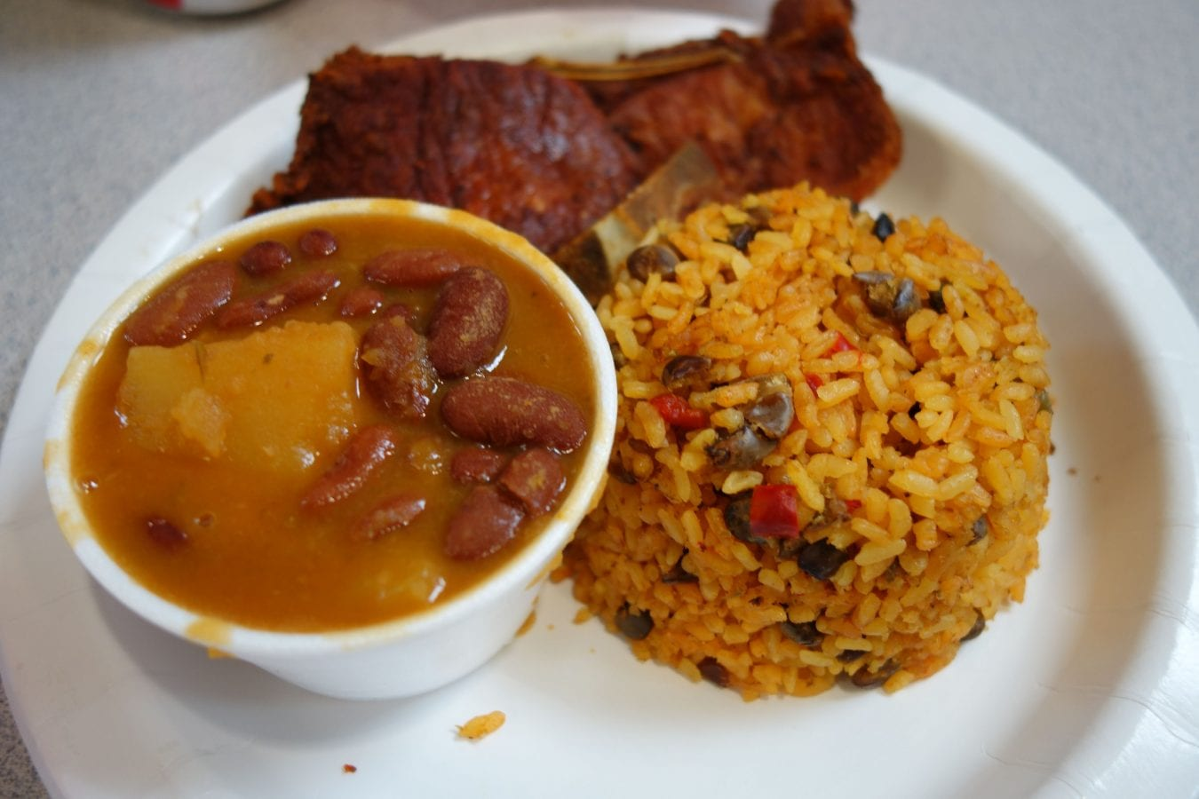 Sofrito rico authentic puerto rican cuisine las vegas nv for Authentic puerto rican cuisine