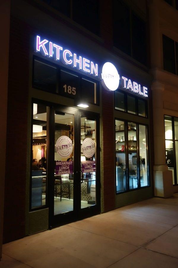 Kitchen Table Squared Las Vegas Nv Endo Edibles