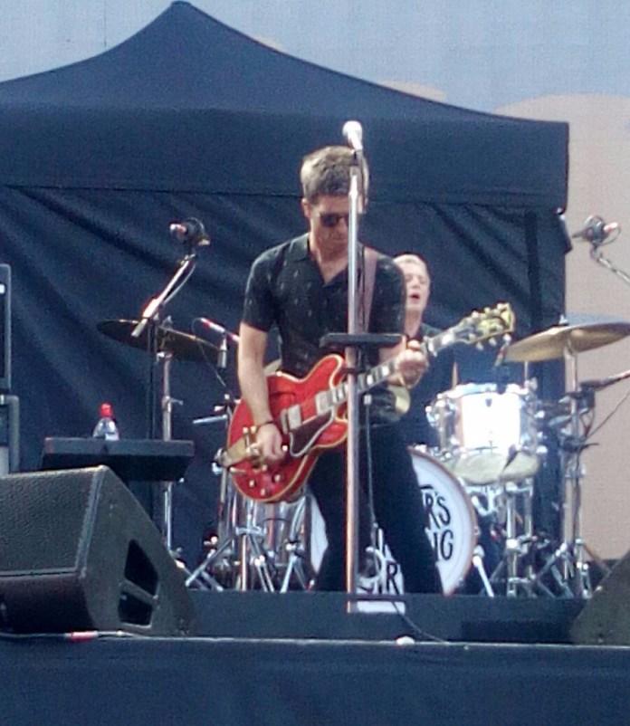 Noel Gallagher - Stadio Olimpico, Roma