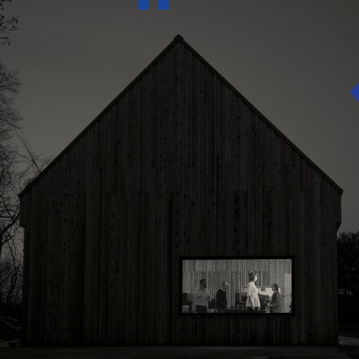 Sleep Well Beast Cover Art