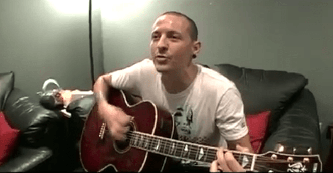 chester_bennington_lollipops_unicorns_video_foto