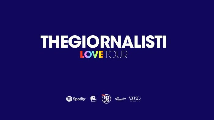 thegiornalisti-love-tour-end-of-a-century-foto
