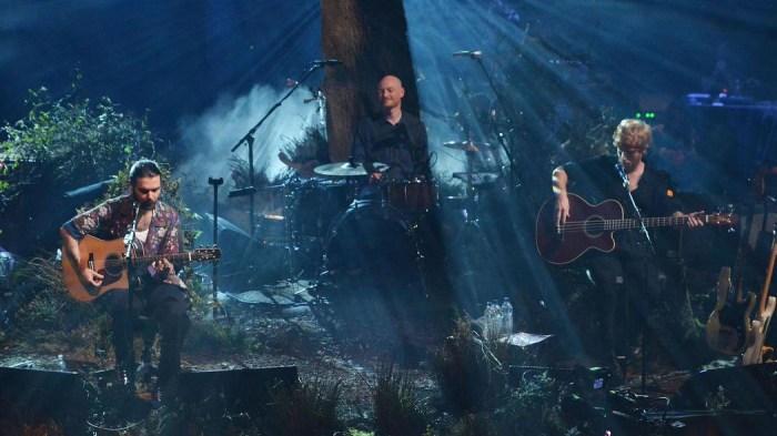 MTV EMAs 2017 - Unplugged: Biffy Clyro