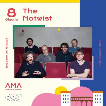 The Notwist @ Ama Music Festival 2018