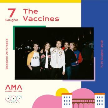The Vaccines @ Ama Music Festival 2018