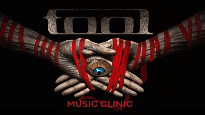 tool-descending-music-clinic-video-promo-end-of-a-century-foto